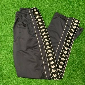 Vintage Kappa Tear Away Track Pants